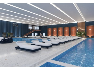 Отель Great Eight Ultra All Inclusive   Территория, внешний вид