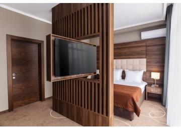 Family Room Great 4-местный 2-комнатный| Отель Грейт эйт все включено в Анапе