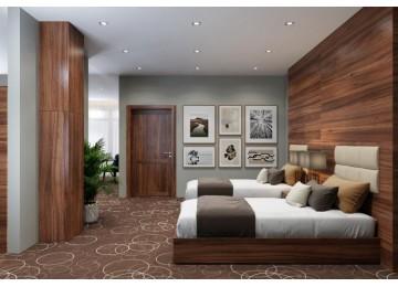 Executive Suite 4-местный 2-комнатный| Отель Грейт эйт все включено в Анапе