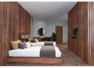 Executive Suite Great 4-местный | Отель Грейт эйт все включено в Анапе