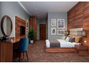 Deluxe 2-местный| Отель «G8- Грейт Эйт»| Анапа