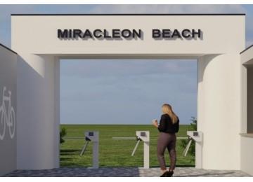 Собственный Пляж отеля G8 | Грейт Эйт в Анапе